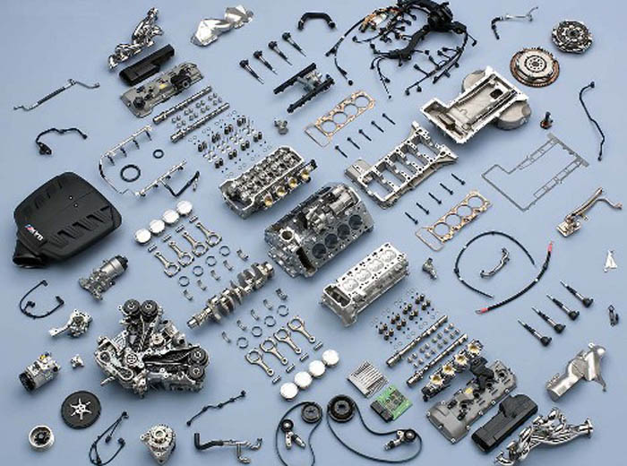 Ausgezeichnet Motorteile Auto Zeitgenössisch - Elektrische ...